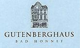 Gutenberghaus Bad Honnef e. V. Logo